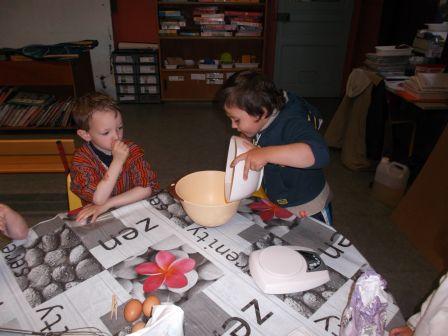 Atelier cuisine le g teau aux fraises tagada ecole de for Atelier cuisine tours